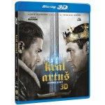Král Artuš: Legenda o meči 2D+3D BD