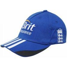 Adidas England ECB Media cap Blue