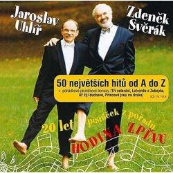 Svěrák Zdeněk/Uhlíř: 20 let písniček pořadu Hodina zpěvu / 2 2 CD