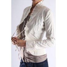 Cherokee dámské sako bílé