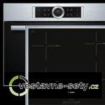 Set Bosch CDG634BS1 + PIE645BB1E