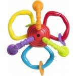 Playgro míček s kousacími držátky