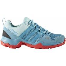 Adidas Performance TERREX AX2R K Tmavě modrá / Červená