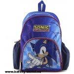 Sonic batůžek předškolní batoh s motivem