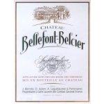 Bellefont Belcier St. Emilion Grand Cru Classé červené 2011 0,7 l
