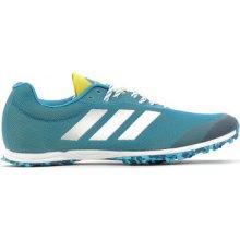 Adidas XCS Spikeless Modrá