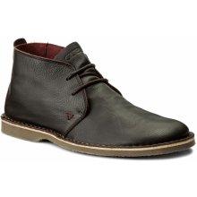 Kotníková obuv GUESS - Alex FMALX3 LEA09 DBROW