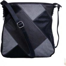 Tangerin kabelka 3158-1 černá kombinovaná 03ca5a2a1a8