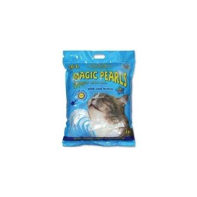 Magic Pearls Litter s vůní Cool Breeze 16l