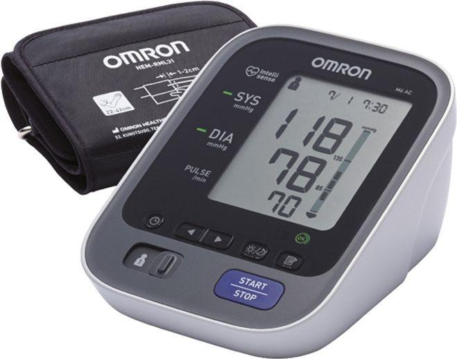 tlakomer Omron M6 AC