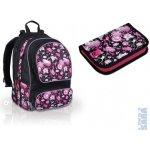 Školní batoh Topgal CHI 169 A - Black + penál CHI 690 A + box+ ( ), Topgal