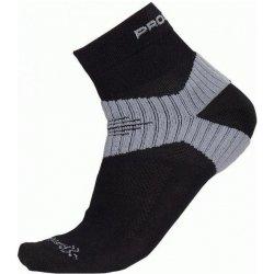 Progress Trekové ponožky Running černá 18afc28f73