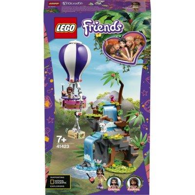LEGO 41423 FRIENDS Záchrana tygra v džungli