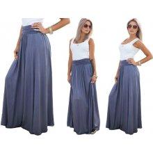 07c52c7f7 Fashionweek dlouhá letni sukně z vzdušného materialu MAXI