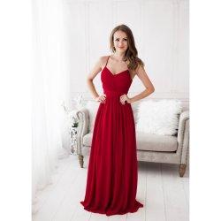 842571275f1 Eva   Lola společenské plesové šaty Gabrielle červená od 1 690 Kč ...