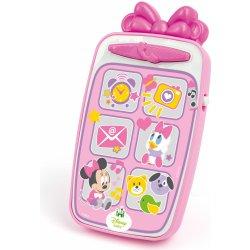Clementoni Můj první telefon Minnie