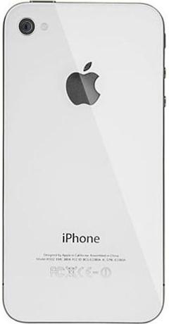 Kryt Apple iPhone 4 zadní bílý od 95 Kč - Heureka.cz 021d8371a3e