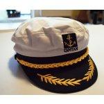 8b363af7428 Kapitán K3 dospělá kapitánská námořnická čepice