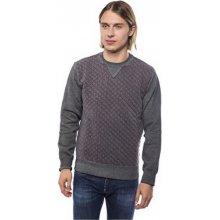 GAS pánský svetr Grey Dust 552197 186060
