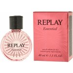 Replay Essential For Woman Toaletní voda 40 ml