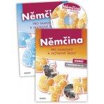 Němčina pro samouky, Sada složená z učebnice, přílohy a tří CD