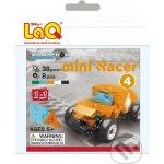 LaQ Hamacron Constructor Mini Racer Oranžový
