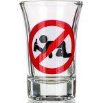 Nekupto Panák Zákaz pití 40 ml