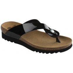 Scholl KENNA zdravotní pantofle černé od 1 197 Kč - Heureka.cz f61d7f7a16
