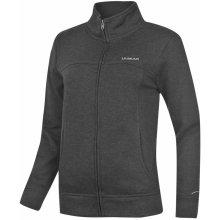 LA Gear Full Zip Fleece Ladies Charcoal Marl 0340712b7c7