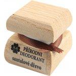 RaE krémový deodorant Santalové dřevo 15 ml