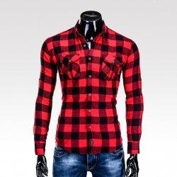 45236f87060 Madmext pánská károvaná košile Magnus červená alternativy - Heureka.cz
