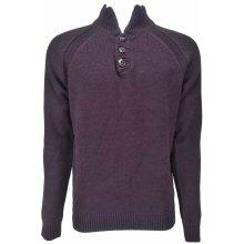 INDUSTRIALIZE pánský svetr fialový