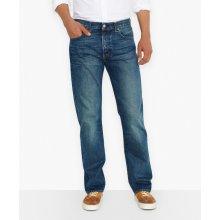 Levi´s pánské kalhoty 501 00501-1307 Modrá