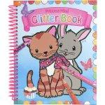 Omálovánky My Style Princess Glitter Book