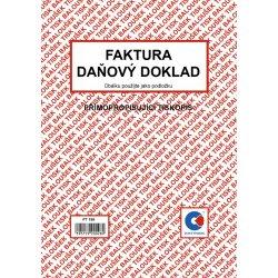 Baloušek Tisk Pt199 Faktura Daňový Doklad A5 Od 25 Kč Heurekacz
