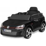 vidaXL dětské auto VW Golf GTI 7 černé 12 V s dálkovým ovládáním