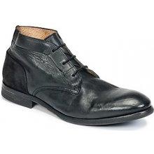 Hudson Kotníkové boty RYCROFT Černá