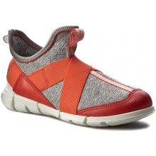 Ecco Intrinsic Sneaker 70507250384 Coral Blush/Concrete/Black