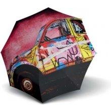 Doppler Dámský skládací mechanický deštník Modern Art Mini 7085701