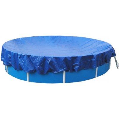 KATARO krycí plachta na bazén PE 200g/m2 na bazén 4,6m