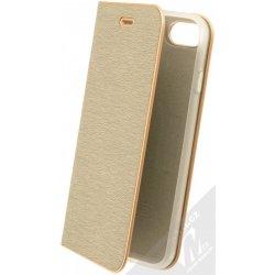 Pouzdro Forcell Luna Apple iPhone 7 iPhone 8 stříbrné od 299 Kč ... 7e4a504a9fa