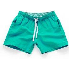 Víceúčelové pánské šortkové plavky v 17 barvách! Green/Zelená