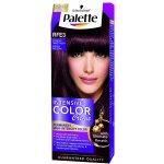 Palette Intensive Color Creme barva na vlasy RFE3 Intenzivní tmavě fialová