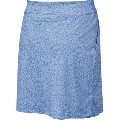 FootJoy W sukně Interlock Print modrá