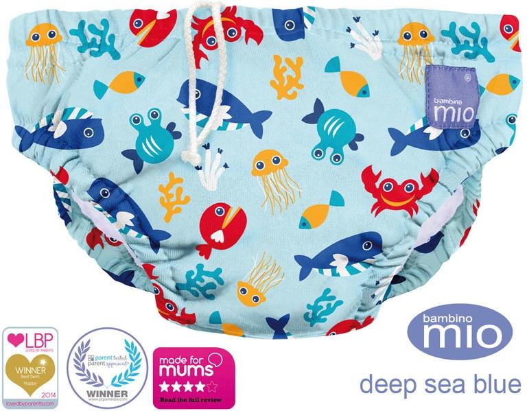 f977e202921 Bambino Mio kalhotky koupací plavky Deep Sea Blue