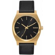 Nixon Time Teller Gold Black / Black
