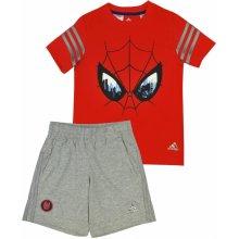 Adidas LK DY SM S SSET červená