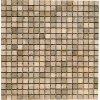 SAPHO ROCA EMPRADOR Light brown plato lepená mozaika 30,5x30,5 (bal=1,4m2/15ks) HPF011