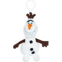 Přívěsek na klíče Plyšová dětská Olaf Frozen Ledové království