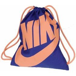Vak Nike Heritage Gymsack 480/Game Royal/Sunset Glow/Sunset Glow Heureka.cz